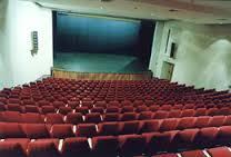 קיבוץ מזרע - אולם קולנוע.