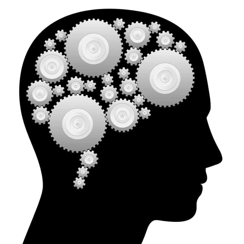 גלגלי המחשבות בראש